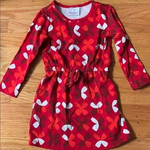 Like New Hanna Andersson Red Play Dress